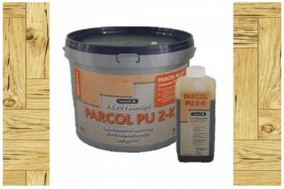 Клей Parcol PU 2K 10 кг.
