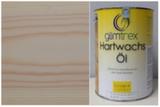 Масло с твердым воском Glimtrex белое 1 л
