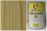Масло с твердым воском Glimtrex прозрачное глянцевое 1 л