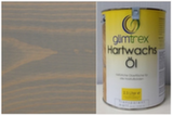 Масло с твердым воском Glimtrex серое 1л