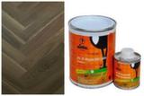 Защитное масло для древесины Lobasol HS 2K ImpactOil Color 0.75 л дуб мореный