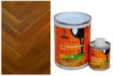 Масло для пола Lobasol HS 2K ImpactOil Color 0.75 л махагон