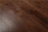 Паркетная доска Greenline effect Дуб кофе 3-х полосная 3
