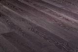 Паркетная доска Goodwin Дуб брашированный Кастелло Неро