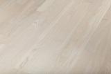 Паркетная доска Ясень арктик №5 BAUM CLASSIC трехполосная