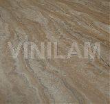 Виниловая плитка 42915 Слоновая кость Vinilam серия под плитку с клеевым замком